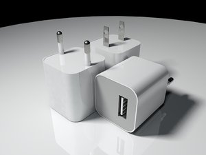 charger charge 3d c4d