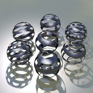 3ds max sphere graphics