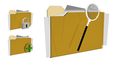 maya folders actions iconset
