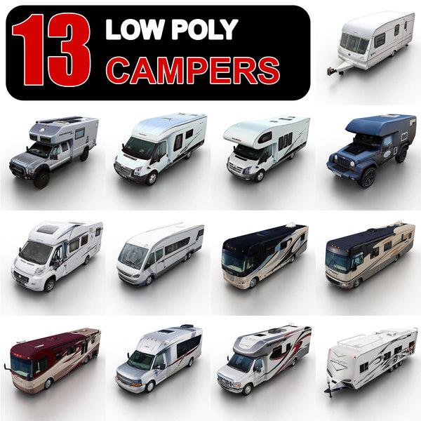 3d campers 2009 2011