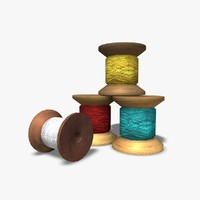 obj cotton reels