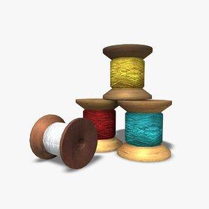 obj cotton reels