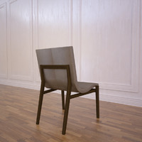 3ds max siren dining chair