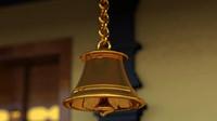 3d model bell temples
