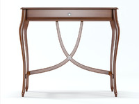 3d volpi giorno melody console table
