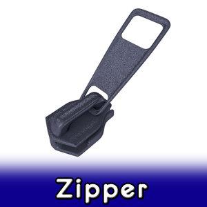 3d max zipper colors