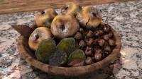 Mold Fruit Basket