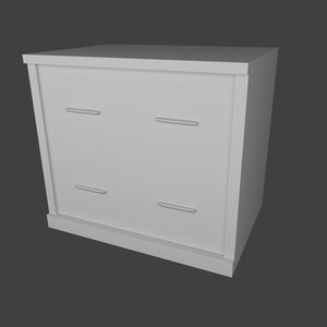 lateral filing cabinet blend