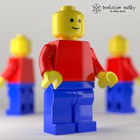 Lego Generic Figure