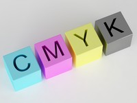 cmyk color space 3d max