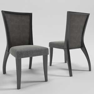 3d coral chair - artefacto model