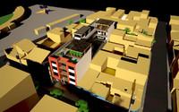 3d furniture context sketchup model
