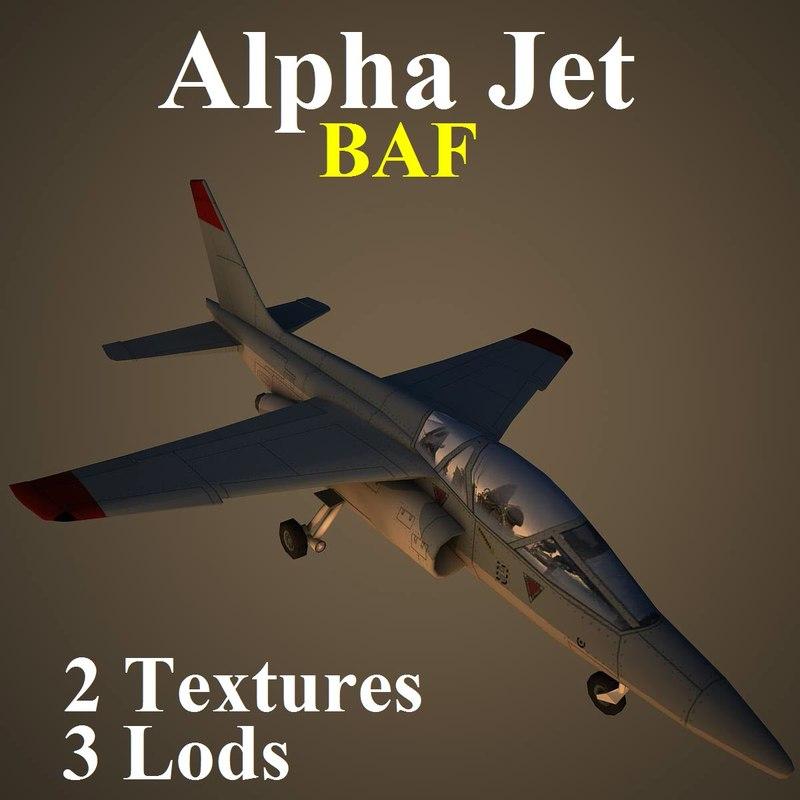 alpha jet baf aircraft max