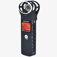 max portable digital recorder zoom