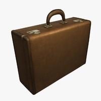 3ds max suitcase