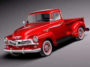 3ds american v8 antique chevrolet chevy