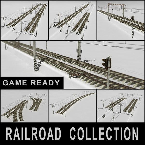 3d railway torque
