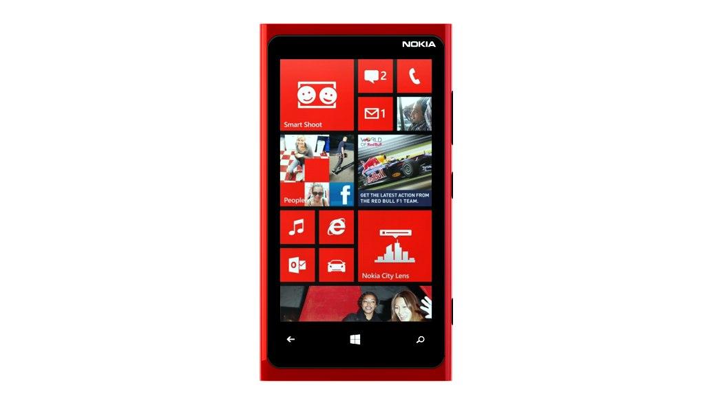 nokia lumia 920 3d model
