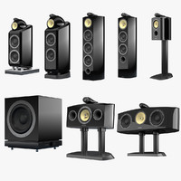 bowers wilkins 800 series 3d 3ds