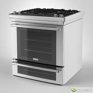 electrolux gas range cooker max