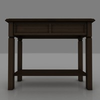 wood sideboard max