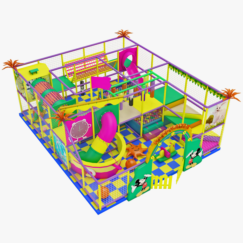 indoor playground max