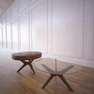 3d century coffee table