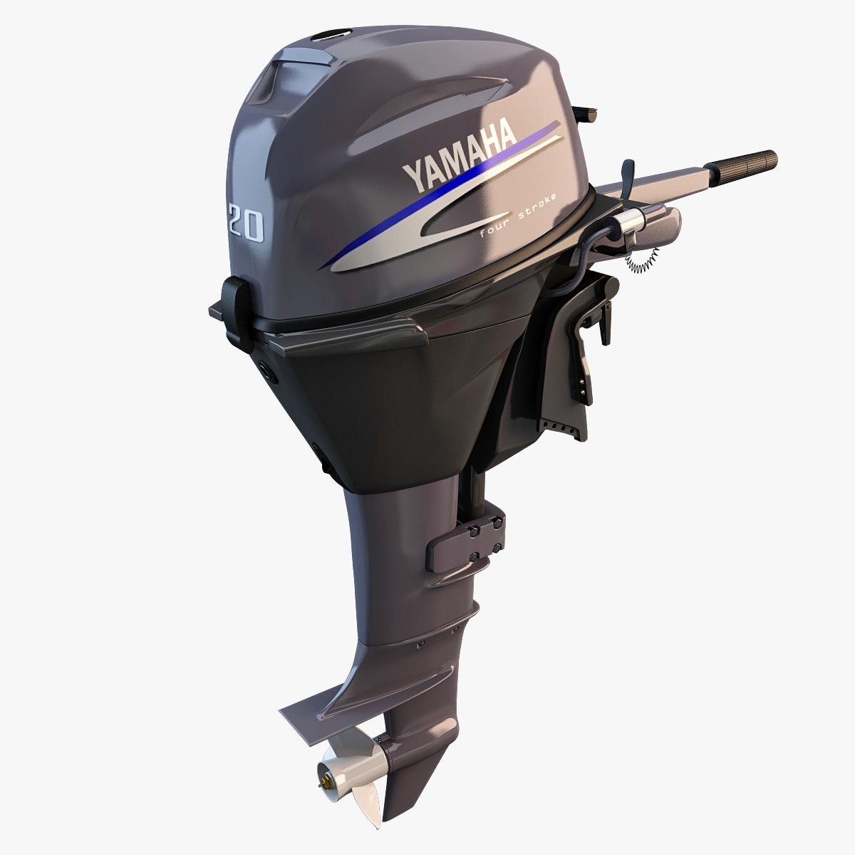 outboard engine yamaha