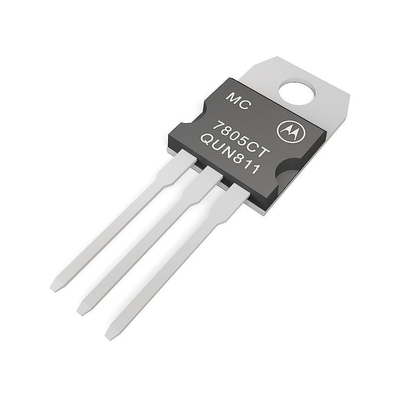 max transistor circuit to220 case