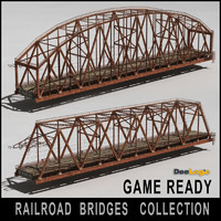 Railroad Bridges Colletion