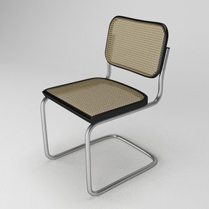 3d cesca chair model