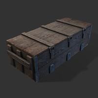 Crate 03 (Game ready)