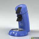 Philips Senseo 3D models