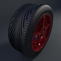 3d model oz racing wrc