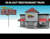 In-n-Out Restaurant Pack