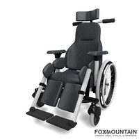 Wheel Chair deluxe