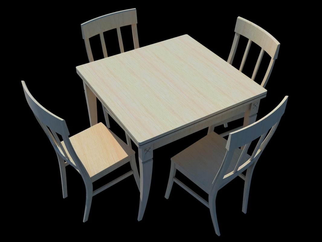 3d model arrital furniture pack