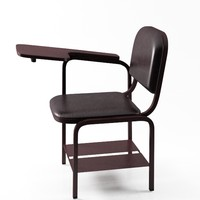 c19 tablet chair 3d max