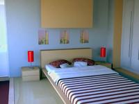 bedroom furnished 3d model