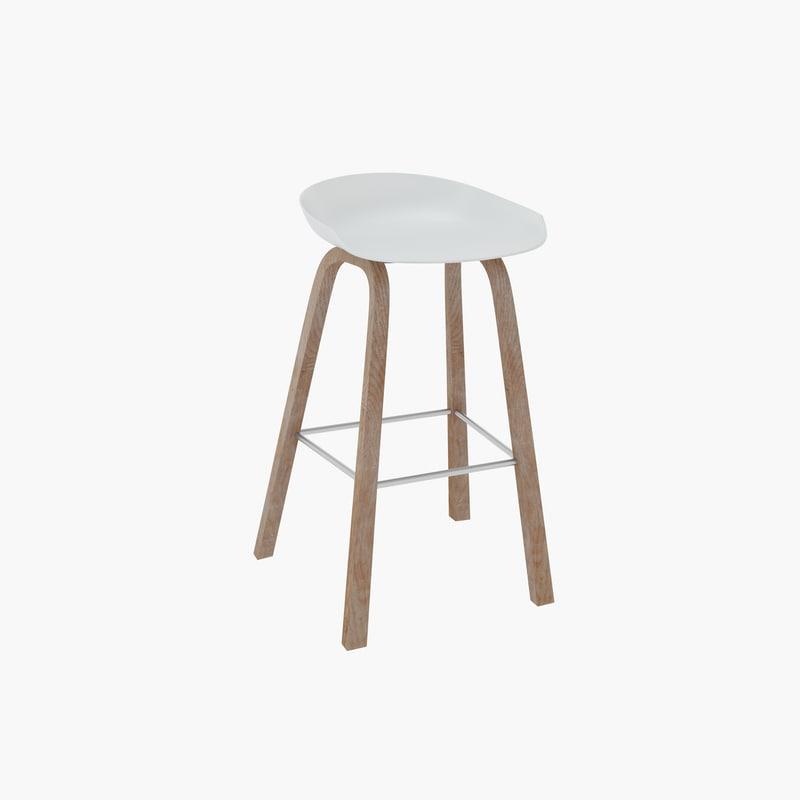 max hay stool