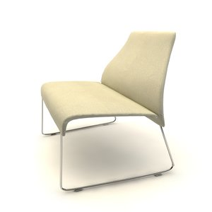 lazy chair 3d max