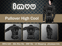 Pullover High Cool