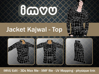 3d jacket imvu file