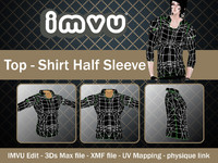 3ds max shirt imvu file