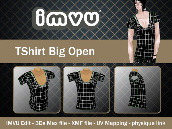 Rigged Shirt 3D Models for Download   TurboSquid