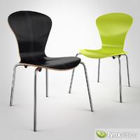 3d model sprite chair