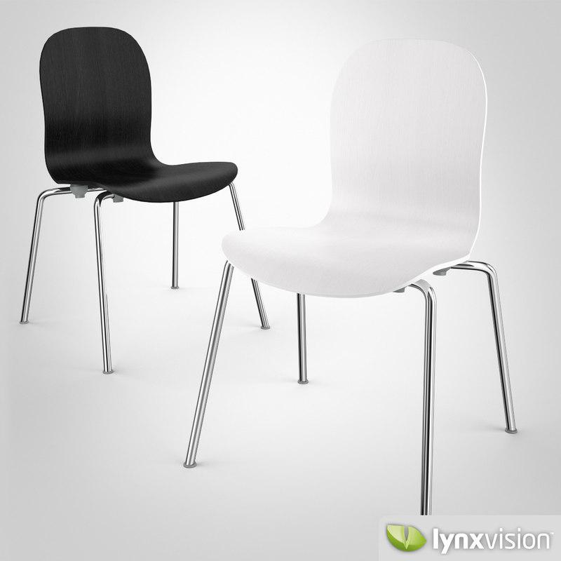 3d tate chair