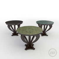decorator tables 3d max