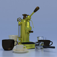 Espresso Scene Collection