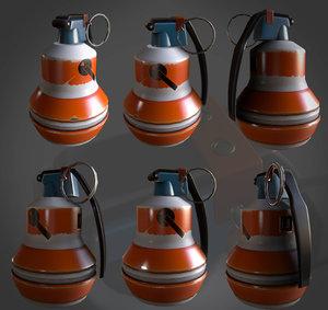 obj grenade bomb